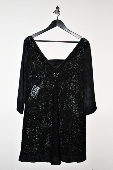 Picture of Black Lace Dress