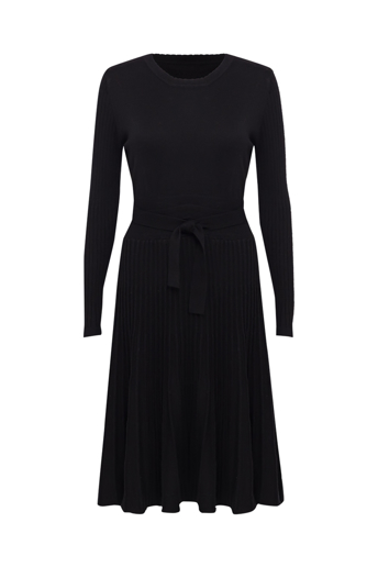 Picture of Chloe Swing Dress Black