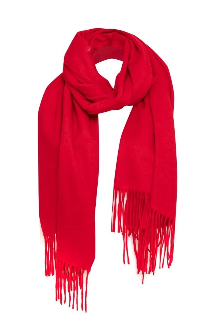 Picture of Cashmere Wrap Red