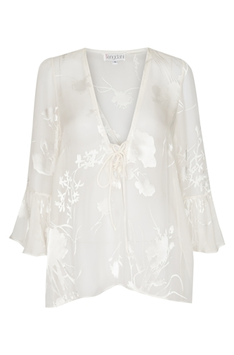 Picture of Adriana Blouse White