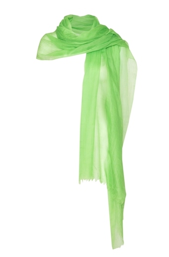 Picture of Ultra Fine Cashmere Wrap Kelly Green