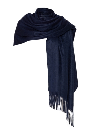 Picture of Cashmere Wrap Navy