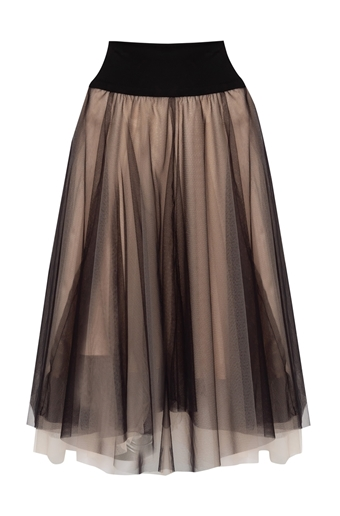 Picture of Margot Tulle Ballet Skirt Short