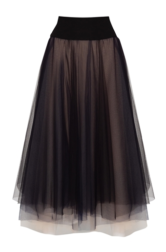Picture of Margot Tulle Ballet Skirt