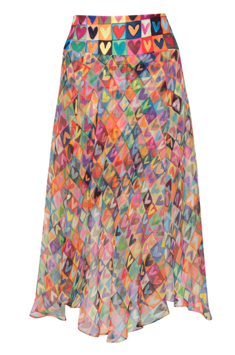 Picture of Valentina Skirt Happy Heart