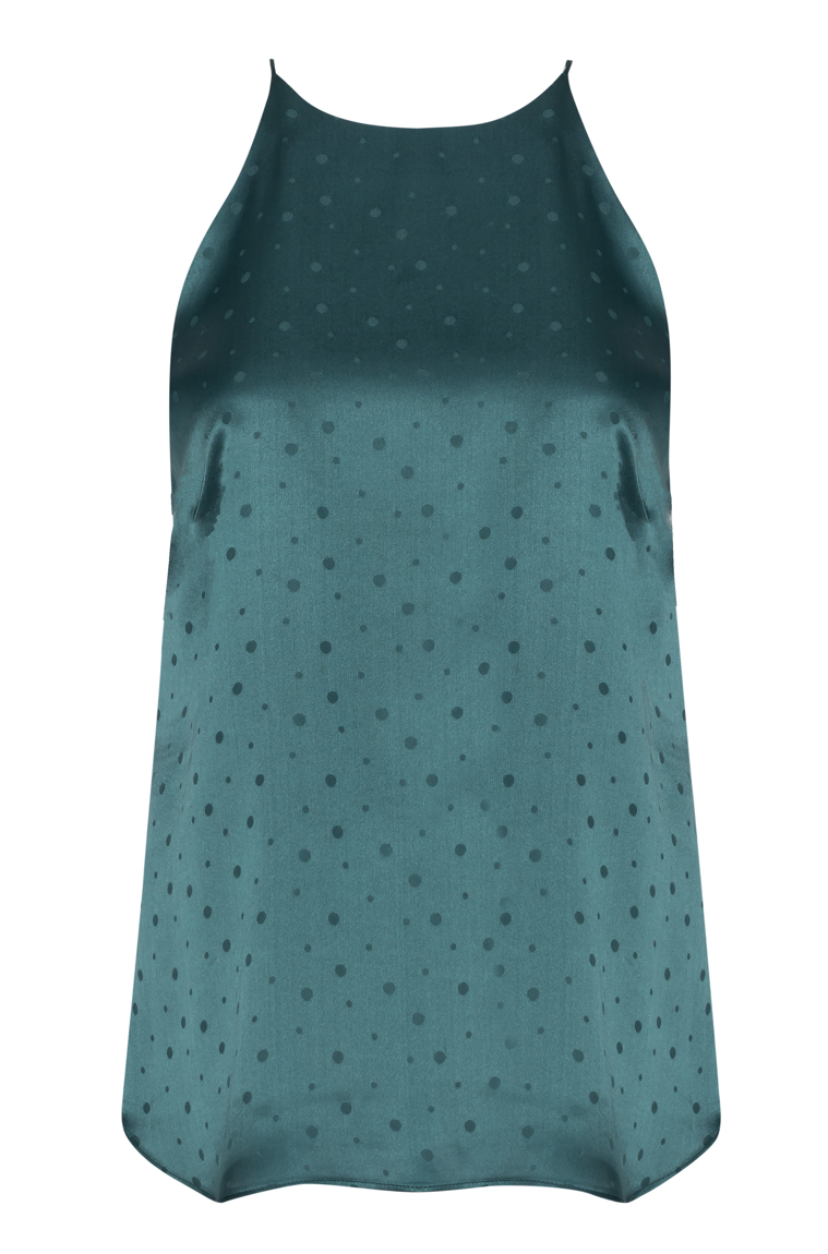 Picture of Audrey Classic Top Jade