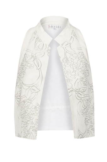 Picture of Marie Curie Vest Ivory