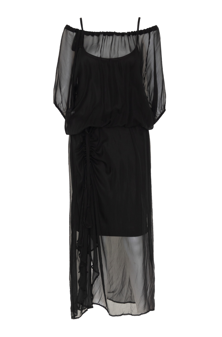 Picture of Goddess Dress Black