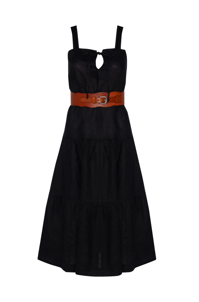 Picture of Tara Dress Black