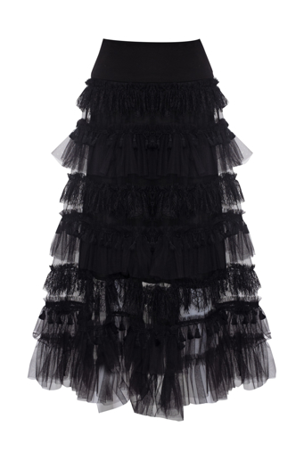 Picture of J'Adore Skirt Black