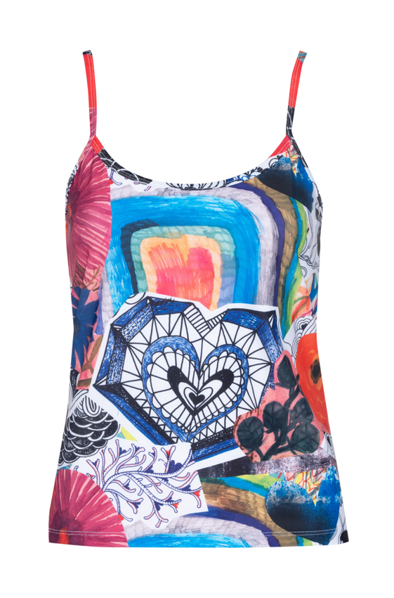 Picture of Camisole Heart Garden