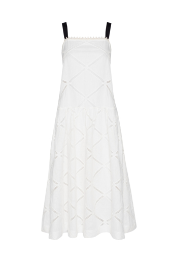 Picture of Poppy Dress White