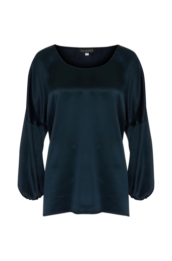 Picture of Apollo Blouse Navy