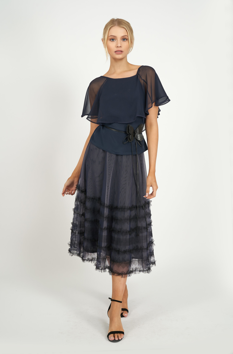 Picture of Vanessa Blouse Black