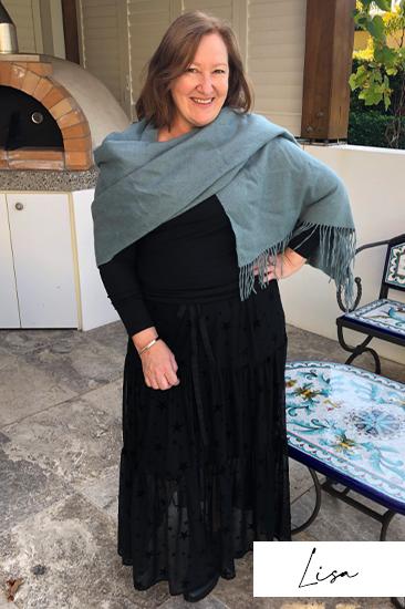 Picture of Fantasha Skirt Star
