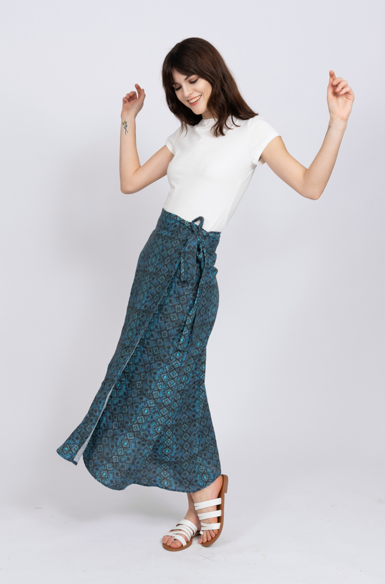 Picture of Artina Maxi Skirt Spring