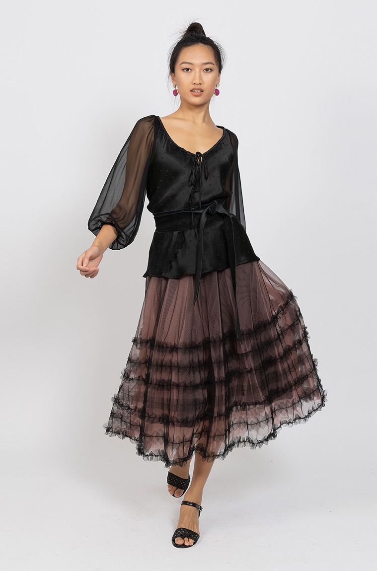 Picture of Margot Tulle Skirt